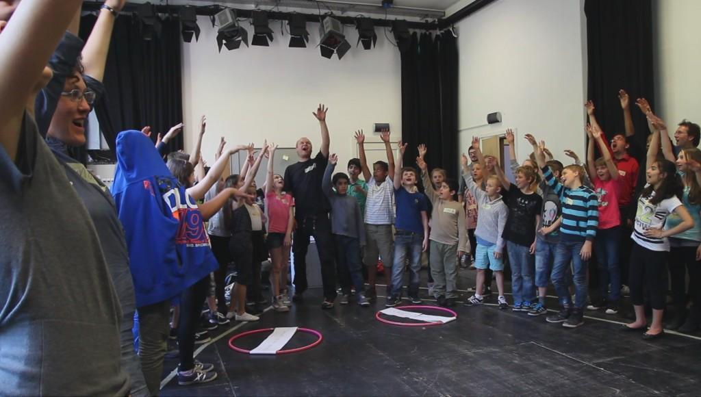 WER BESTIMMT HIER WEN - 3. Berliner Kinderkongress - Vorbereitungstreffen